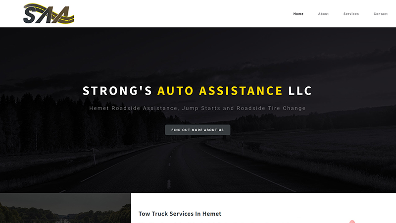 Strongs Auto Assistance