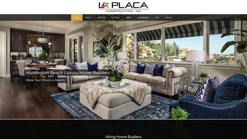 La Placa Construction Inc.
