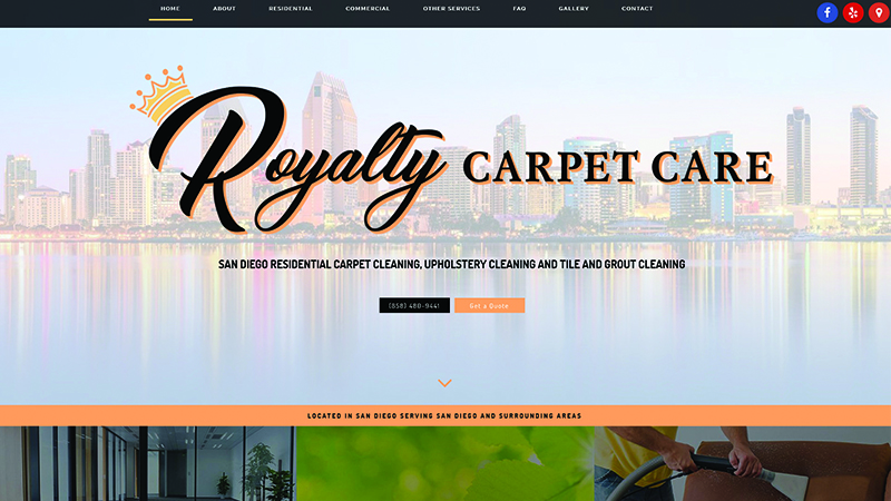 Royalty Carpet Care