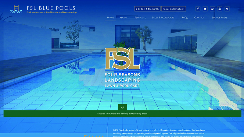 FSL Blue Pools