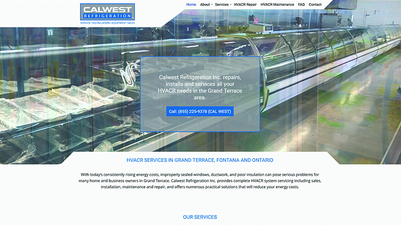 Calwest Refrigeration Inc.