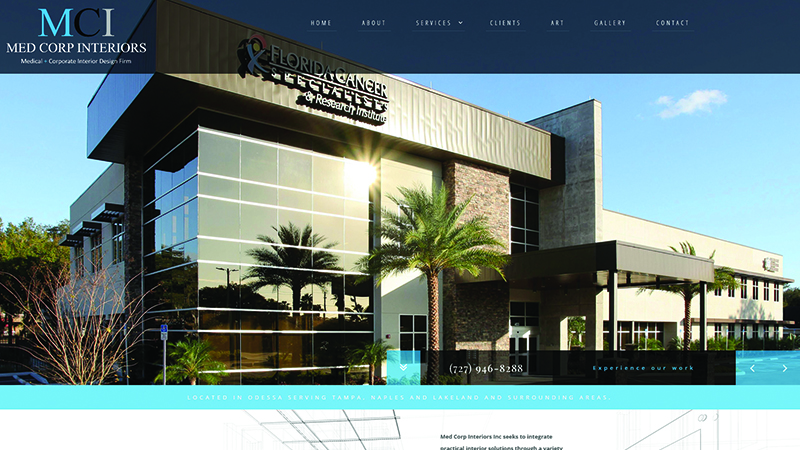 MCI Med Corp Interiors, Inc.