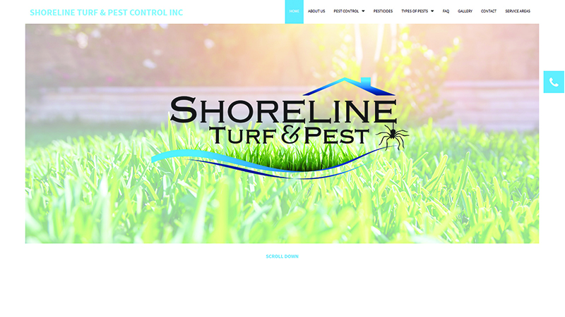 Shoreline Turf & Pest Control Inc