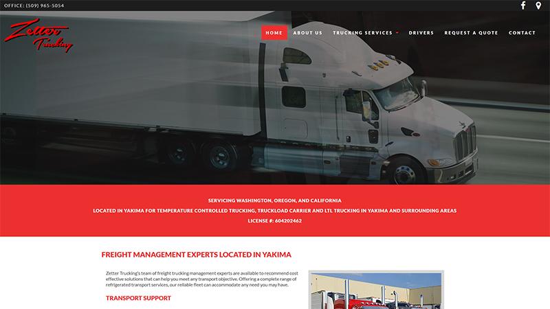 Zetter Trucking