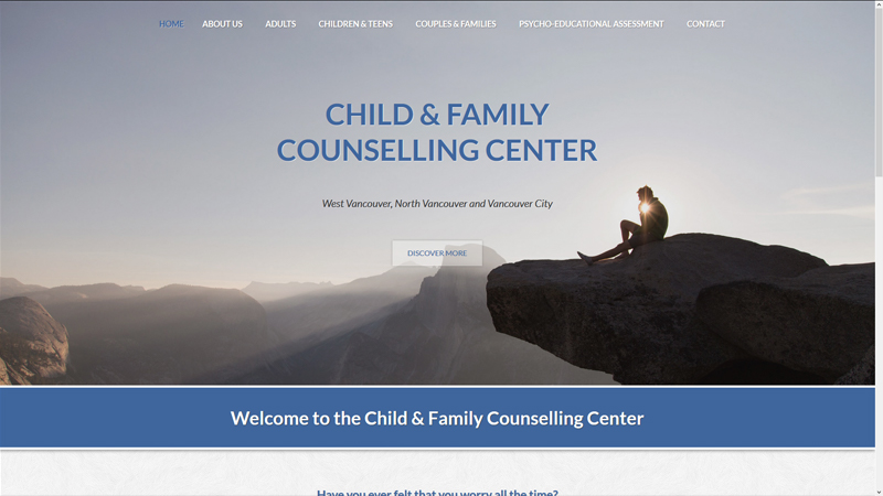 Child & Family Counselling Center