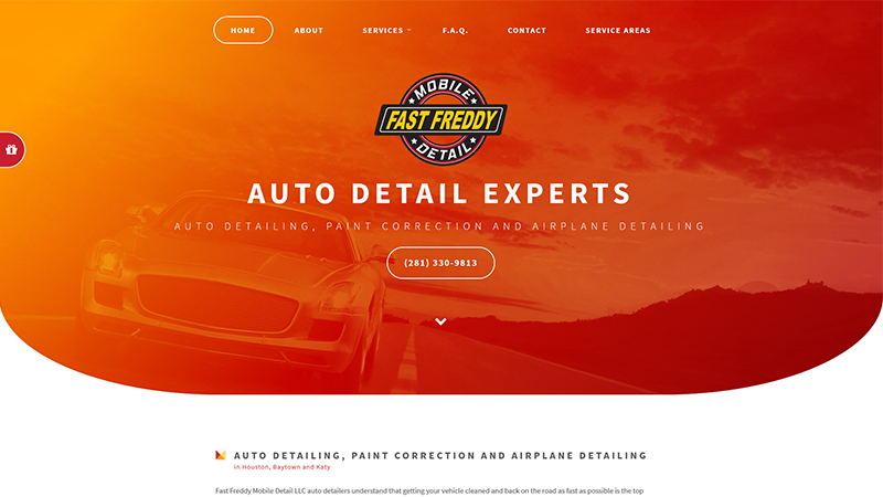 Fast Freddy Mobile Detail LLC