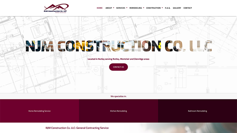 NJM Construction Co. LLC