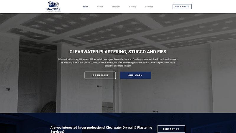 Maverick Plastering LLC