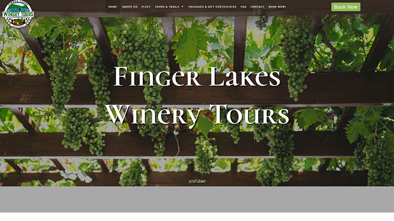 Finger Lakes Winery Tours