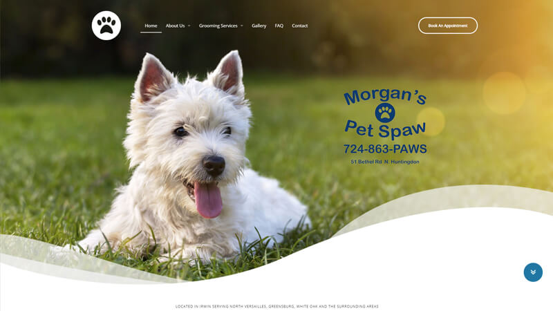 Morgan's Pet Spaw Inc