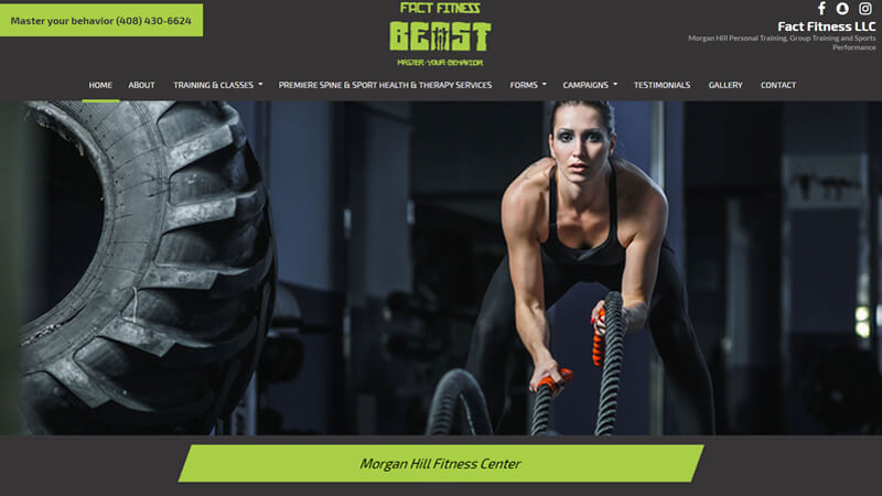 Fact Fitness LLC