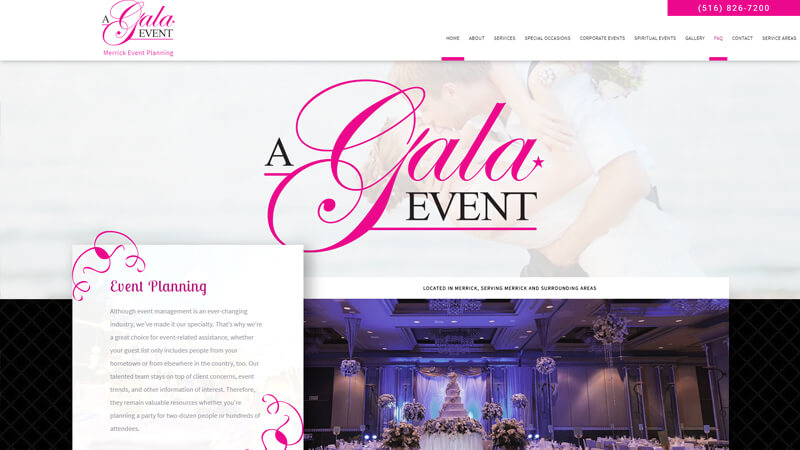 A Gala Event