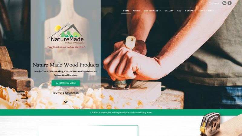 Nature Made Wood Products