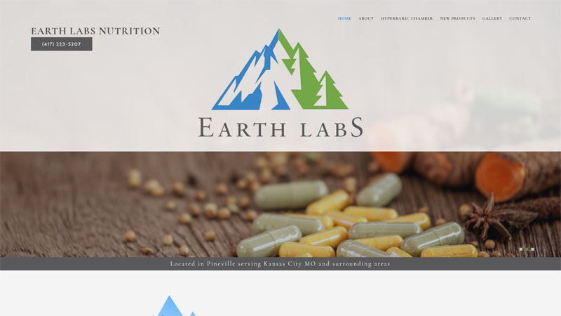 Earth Labs Nutrition
