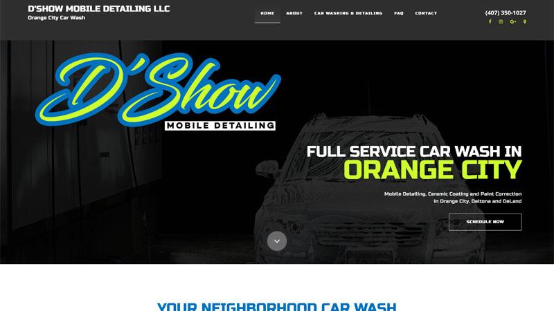 D Show Mobile Detailing LLC
