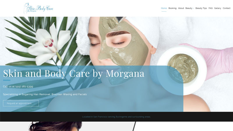 Skin and Body Care by Morgana