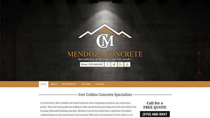 Mendoza Concrete
