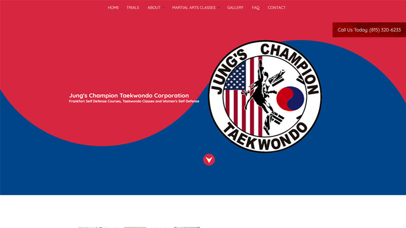 Jung's Champion Taekwondo Corporation