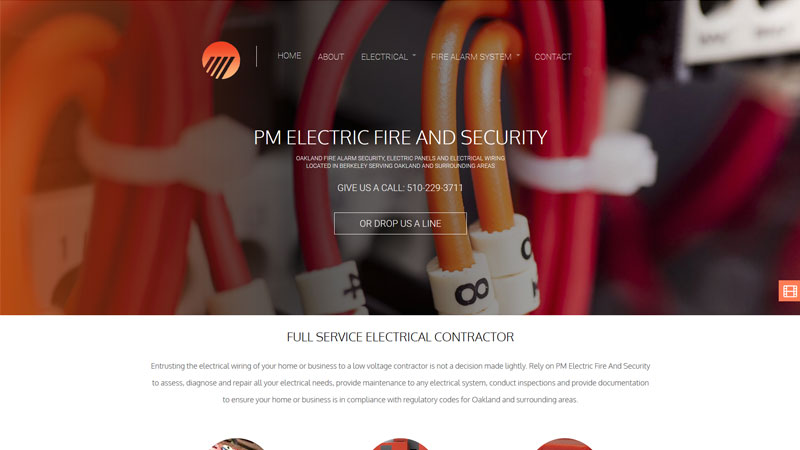 PM Electric Fire And Security