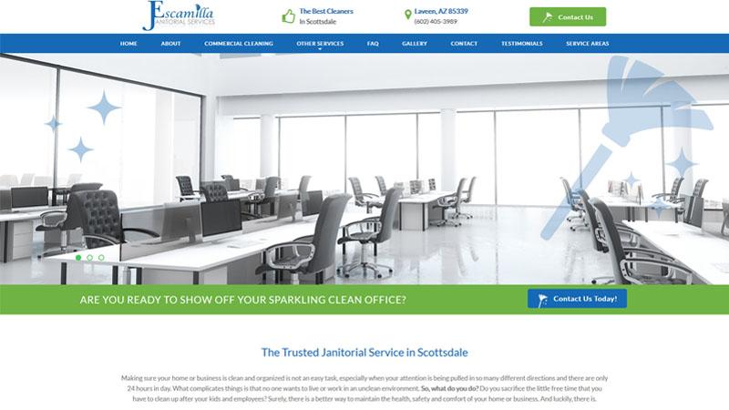 Escamilla Janitorial Services