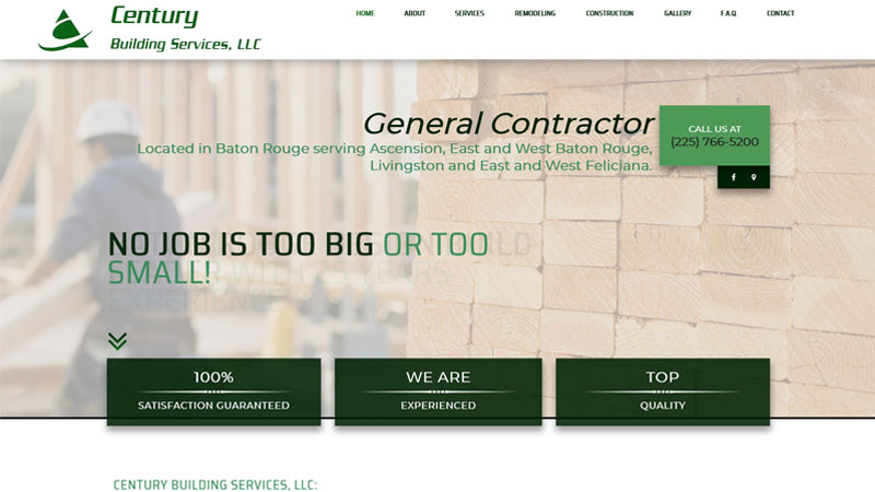 Century Building Services, LLC