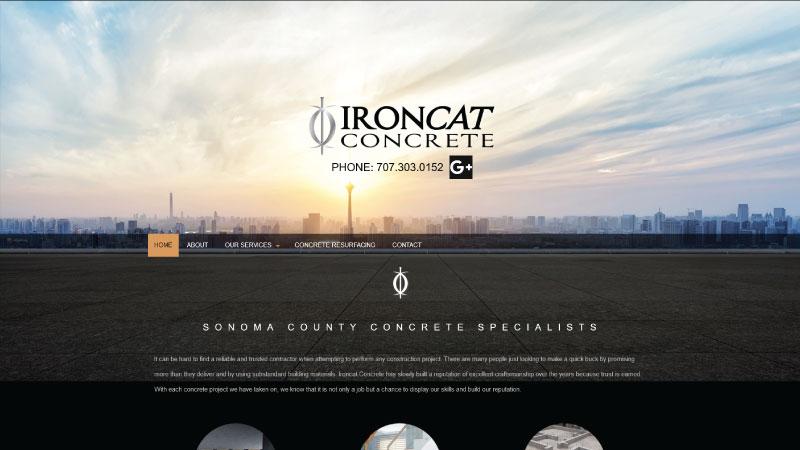 Ironcat Concrete