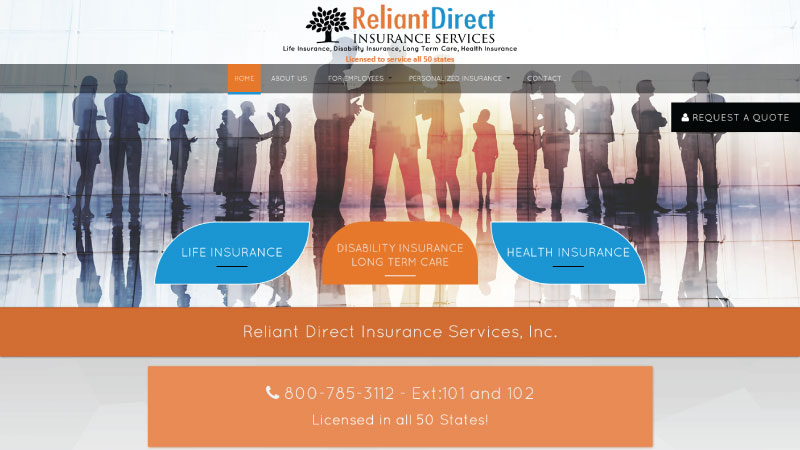 Reliant Direct Insurance Services, Inc.