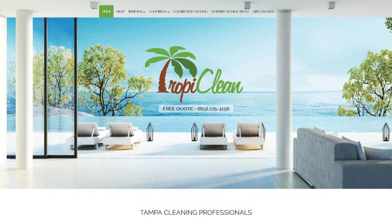 Tropiclean Service