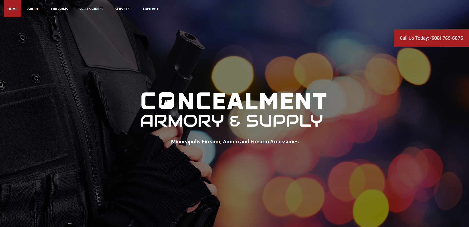 Concealment Armory & Supply LLC