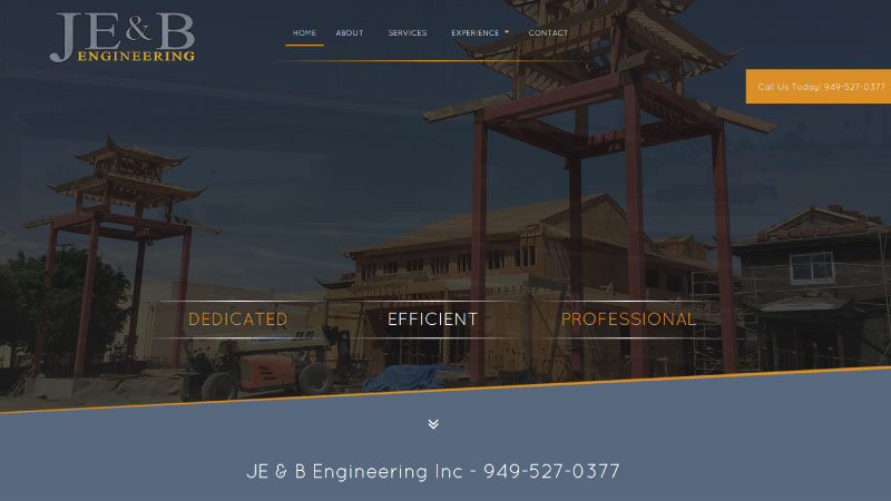 JE & B Engineering Inc