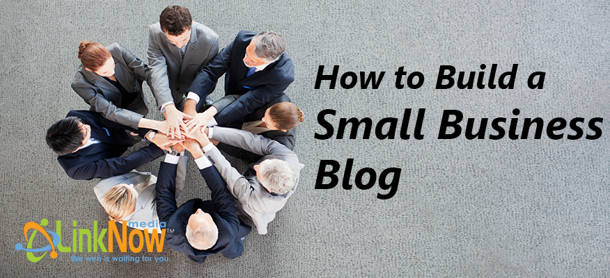 How to build a small business blog