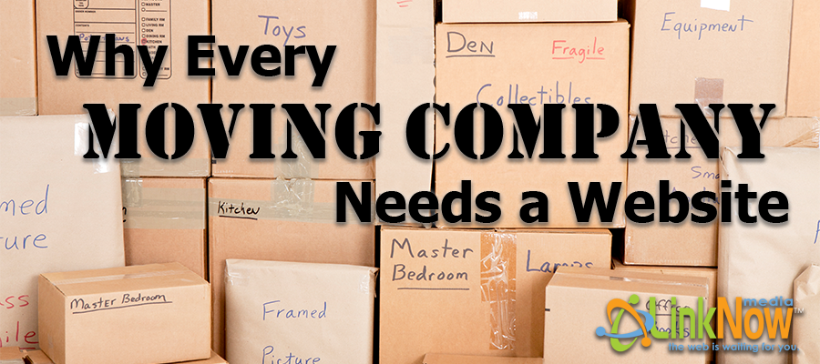 Why Every Moving Company Needs a Website