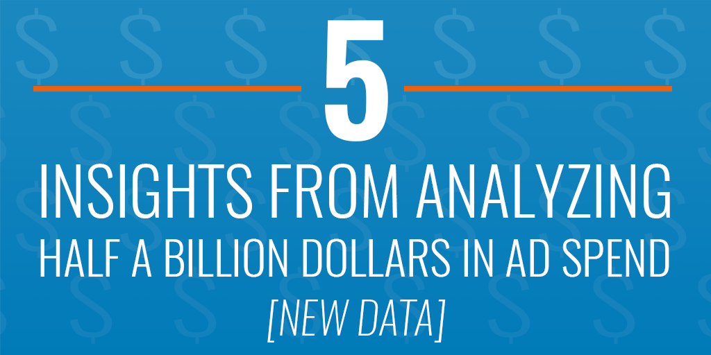 5 advertising data insights