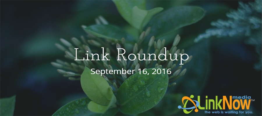 Link Roundup - Online Marketing, SEO, and Content