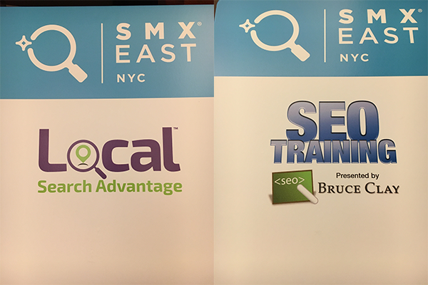 SMX East Posters