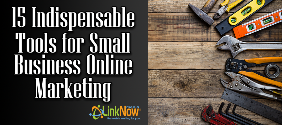 15 indispensable tools for online marketing