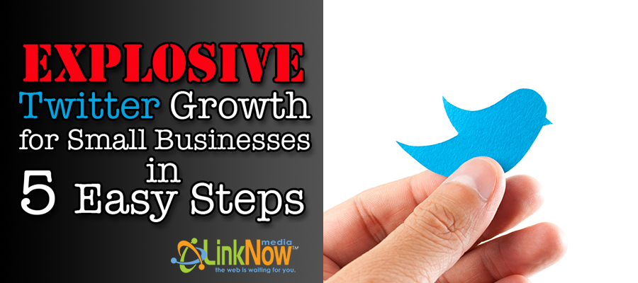 small business twitter growth