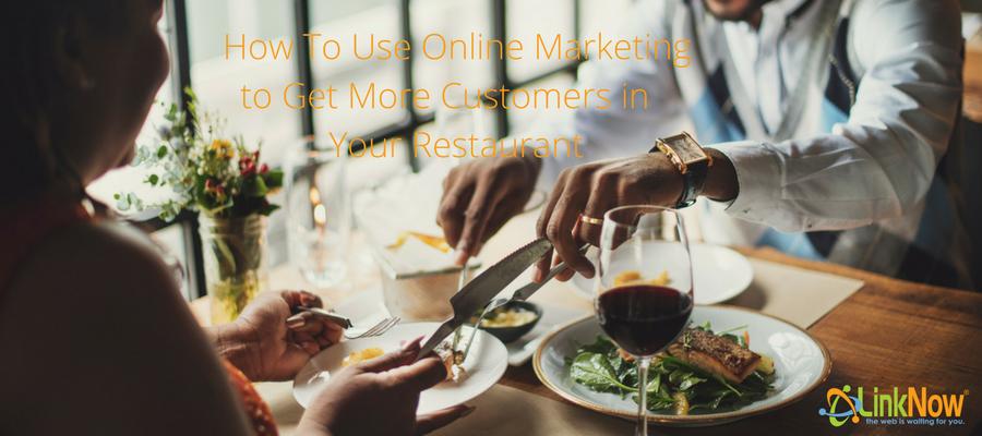 Using Online Marketing