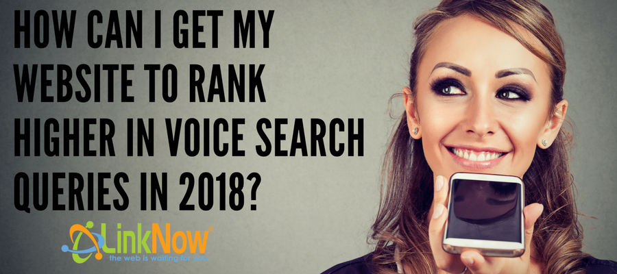 Voice Search in 2018