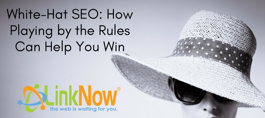 White-Hat SEO: How Playing by the Rules Can Help You Win | LNM