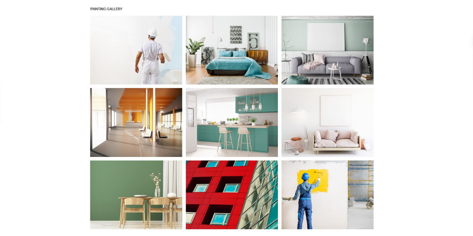 Get the Perfect Website for Your Painting Business   LNM